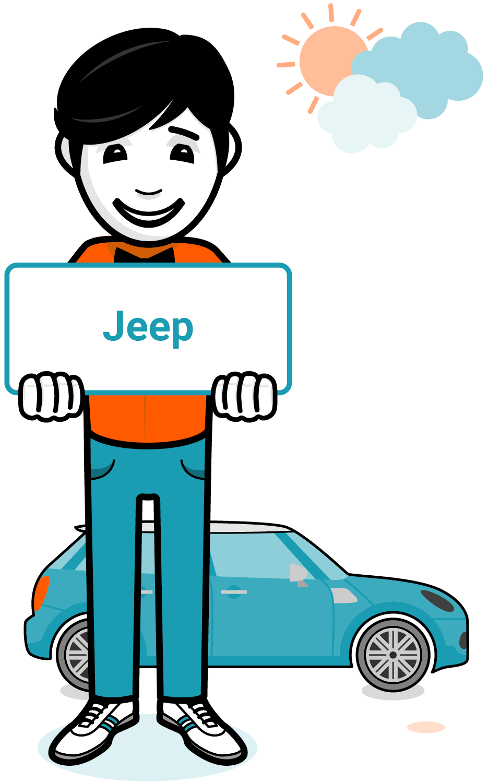 Autosmitherz Autoankauf Automarke Jeep