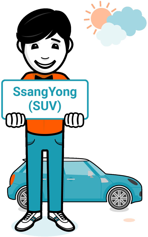 Autosmitherz Autoankauf Automarke SsangYong
